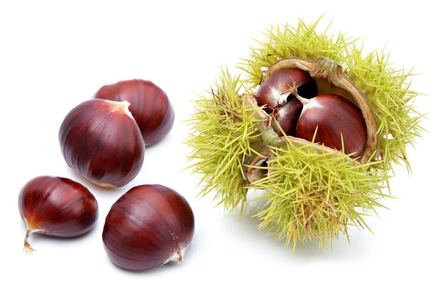 Comment décortiquer facilement châtaignes marrons