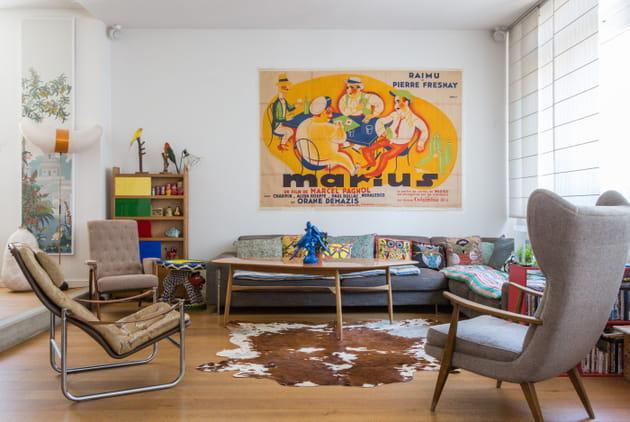 Un salon de collectionneurs