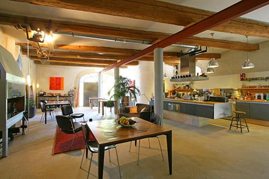 Un espace à vivre gourmand et convivial