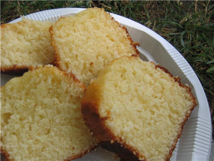 Recette Moelleux Cake Aux Amandes