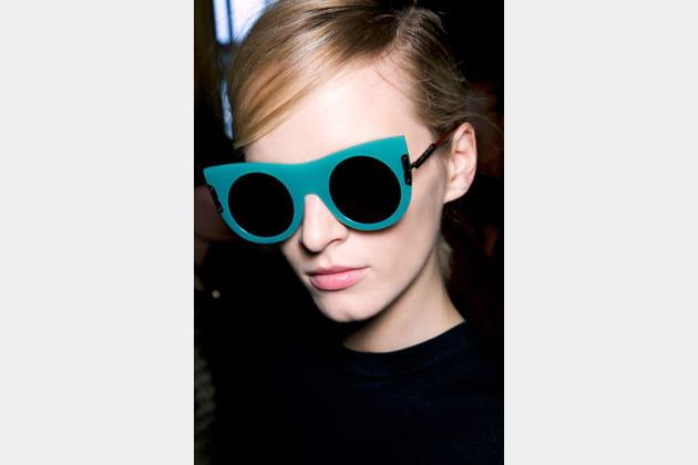 Les lunettes oversize de Stella McCartney