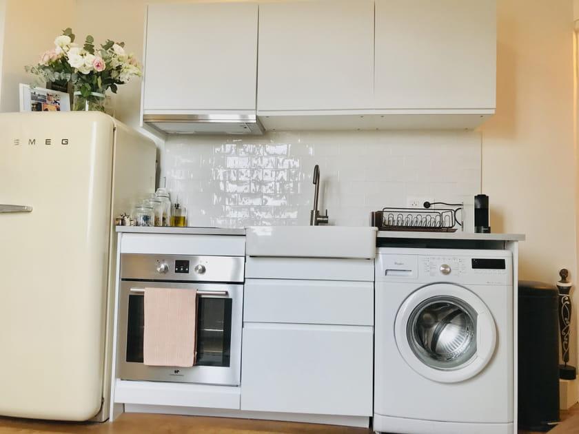 Une cuisine compacte