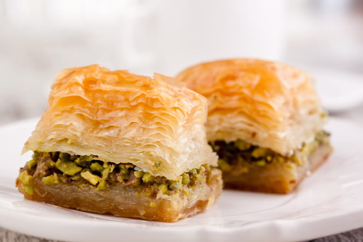 Baklava : la meilleure recette