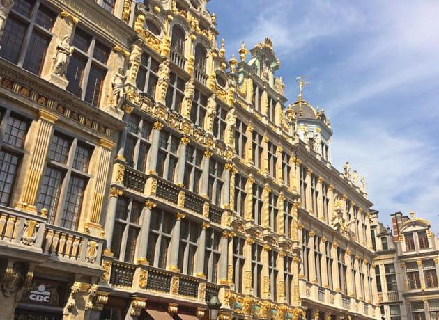 Grand-Place dorée