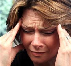un mal de tête soudain et d'une violence inouïe...