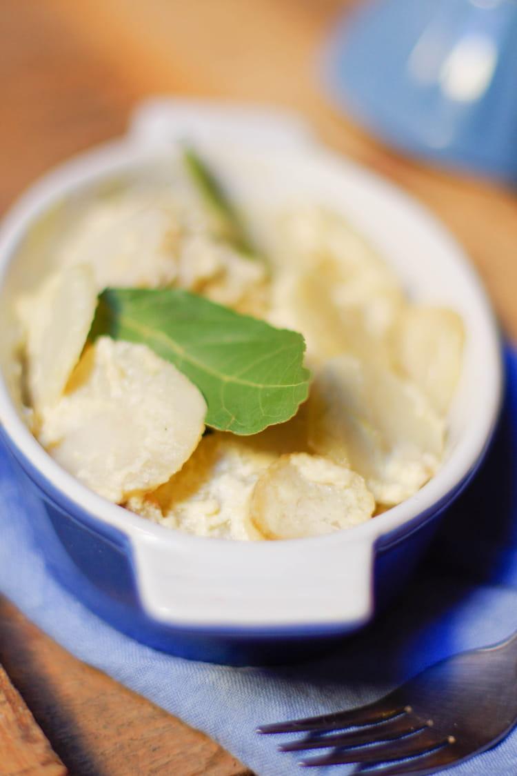 Recette de cassolette de topinambours la recette facile - Cuisiner des topinambours ...