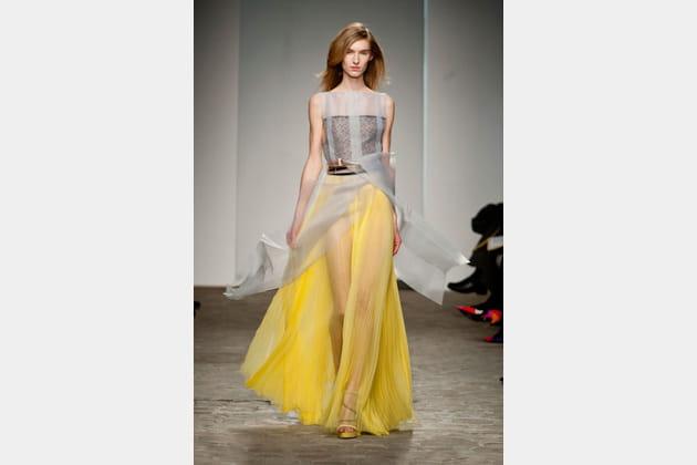 Défilé Vionnet haute couture