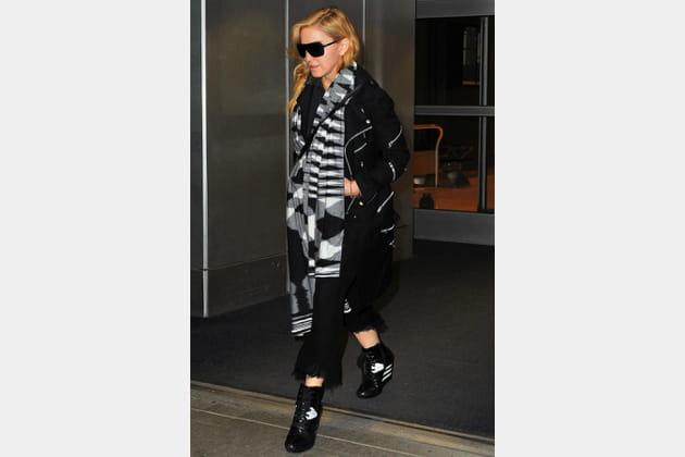 Madonna le 18novembre 2013