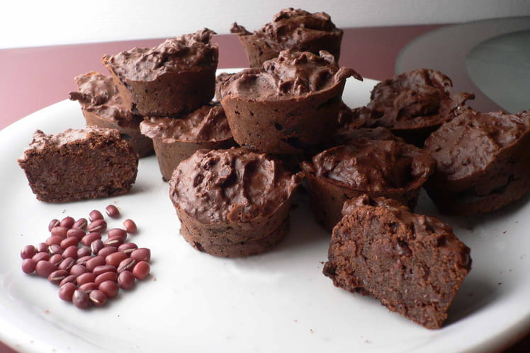 Petits fondants chocolazuki