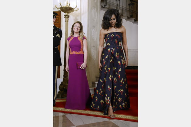 Michelle Obama le 10mars 2016