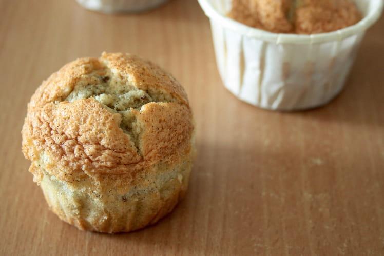 Gâteau intense à la vanille sans gluten et sans lactose