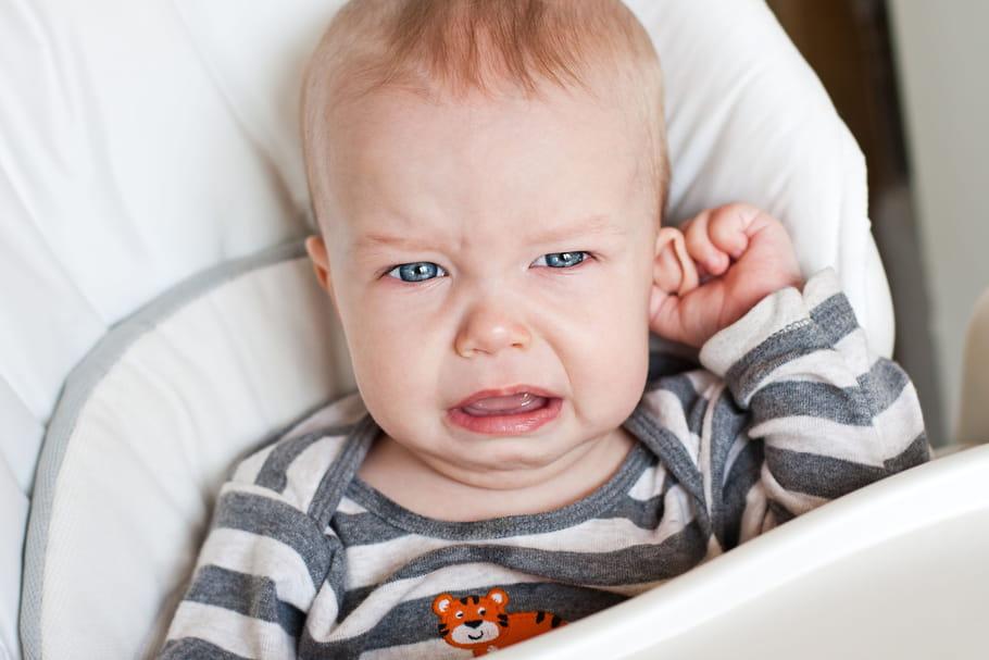 Otite séreuse chez le bébé: reconnaître les symptômes et soigner