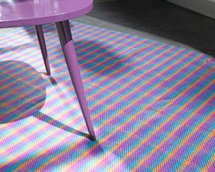 tapis plaid