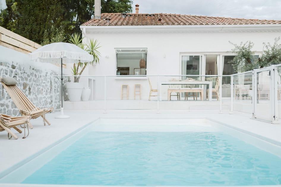 Une piscine sécurisée pour toute la famille