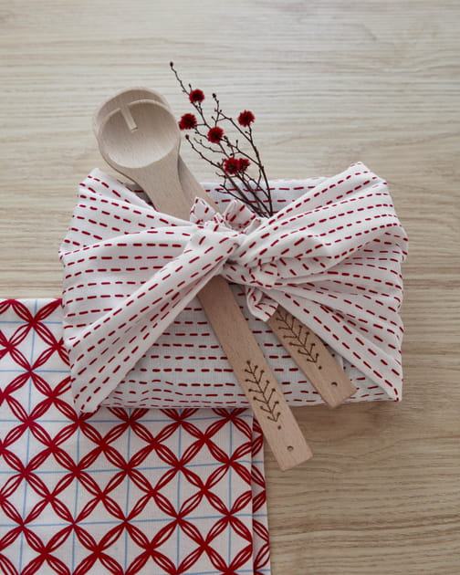 S'initier à l'art du furoshiki