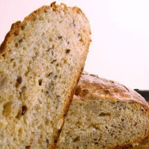 pains aux céréales avec ou sans machine à pain