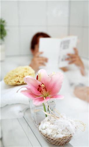 si vous voulez que votre bain reste un moment agréable, aérez régulièrement