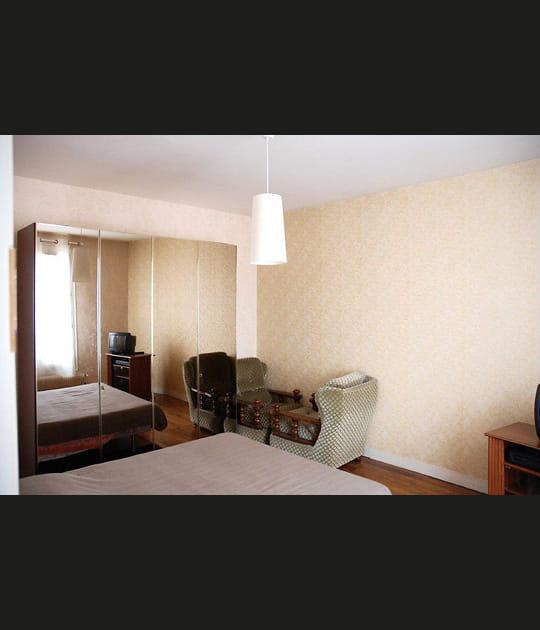Une chambre qu'il fallait réinventer
