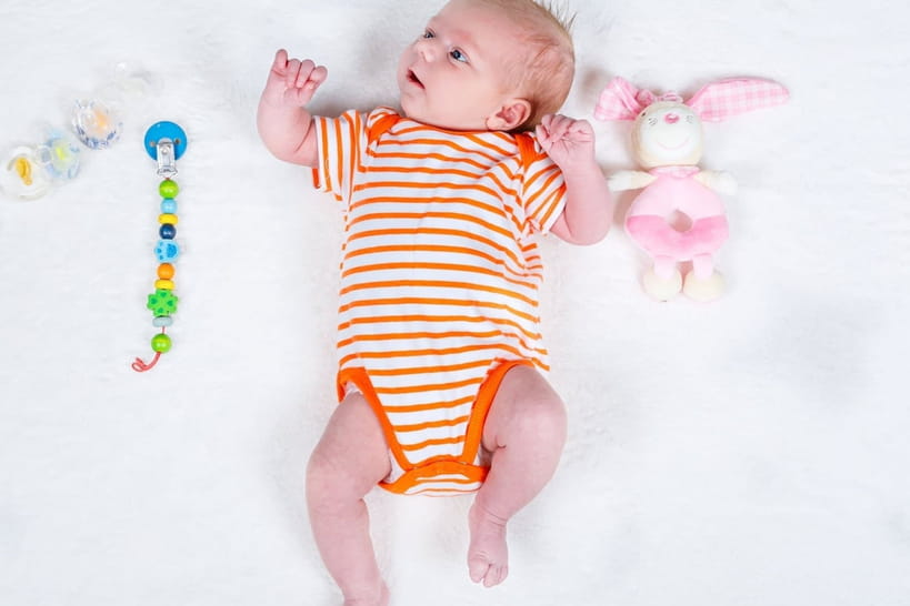 Cadeaux de naissance: 70idées pour bébé