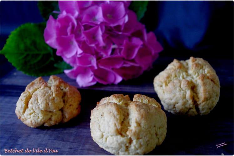 Biscuits Betchets de l'île d'Yeu