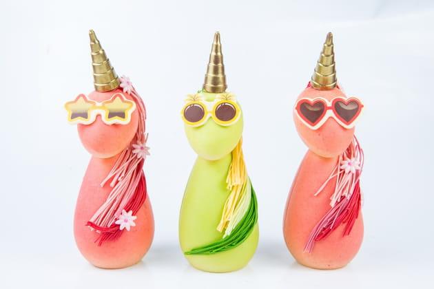 Les licornes de Karamel Paris