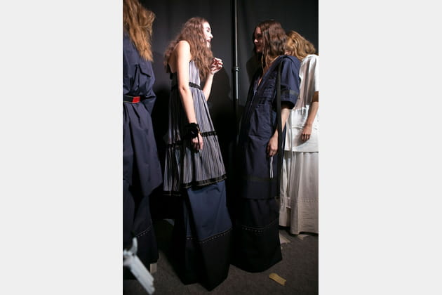 Sonia Rykiel (Backstage) - photo 30