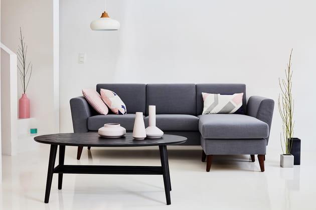 Canapé d'angle Lip d'Alinéa