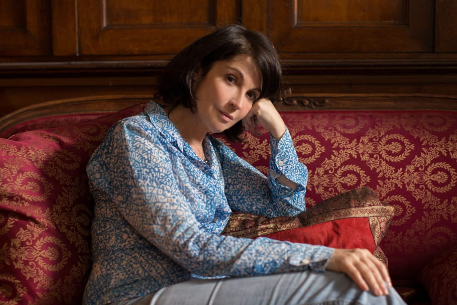 """Zabou Breitman: """"RBG est notre alliée"""""""