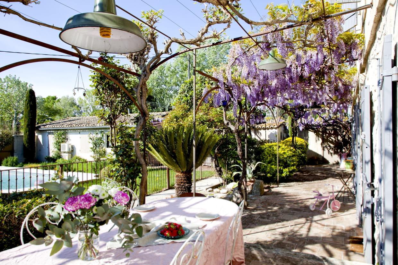 Terrasse Bois Et Fer 88 pergolas charmantes pour mettre sa terrasse à l'abri