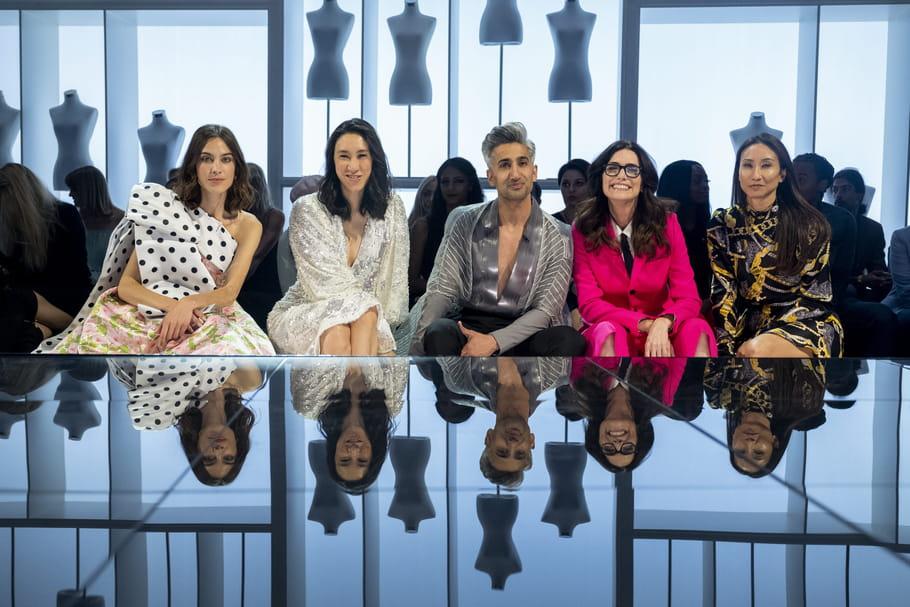 Next in Fashion sur Netflix va-t-elle nous réconcilier avec les émissions mode?