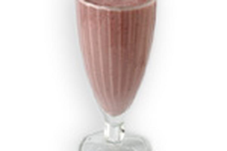 Milk-shake au Nutella