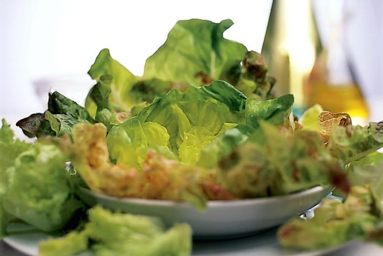 Salade gingembre-citron