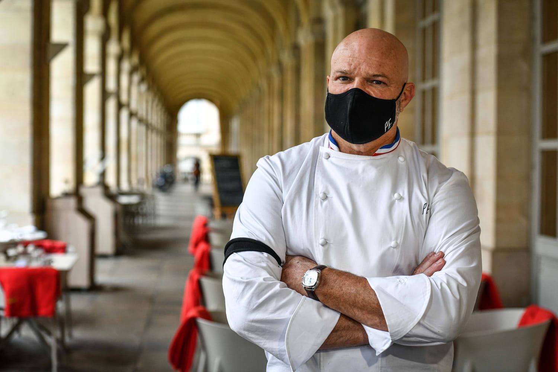 Le chef Philippe Etchebest contraint de fermer son restaurant bordelais