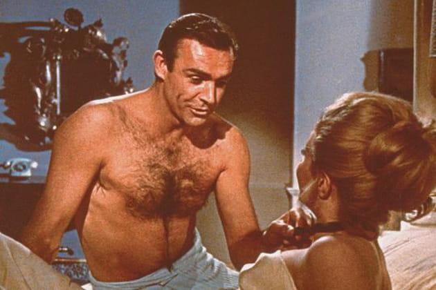 Sean Connery, 00 sexy