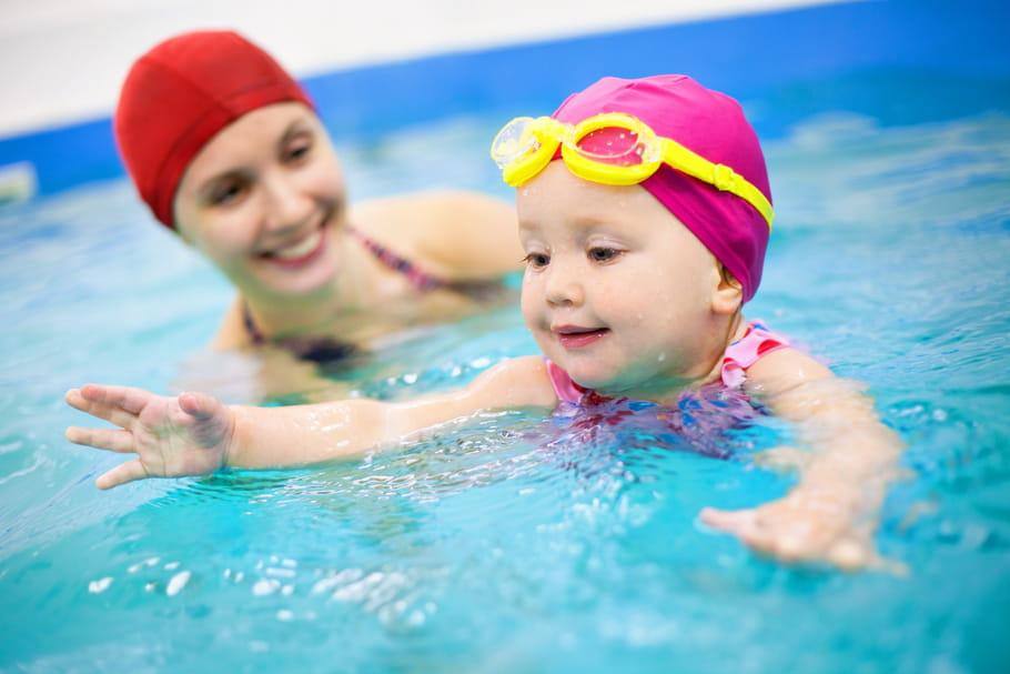 Thermomètre de piscine: attention à l'étouffement!