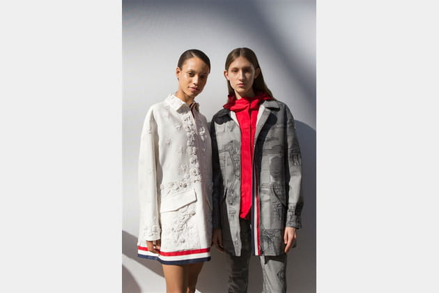 Moncler Gamme Rouge (Backstage) - photo 19