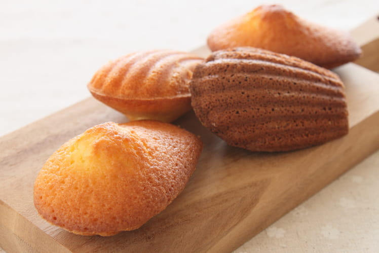 Madeleines authentiques