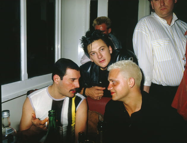 Freddie Mercury, Mark'O'Toole et Belouis Some