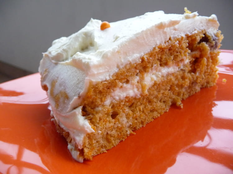 Glacage Carrot Cake Mascarpone Philadelphia