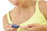 le diabète peut être responsable de troubles visuels.