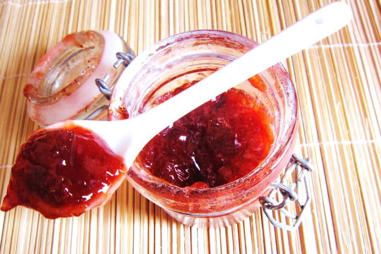 confiture de fraise grossesse