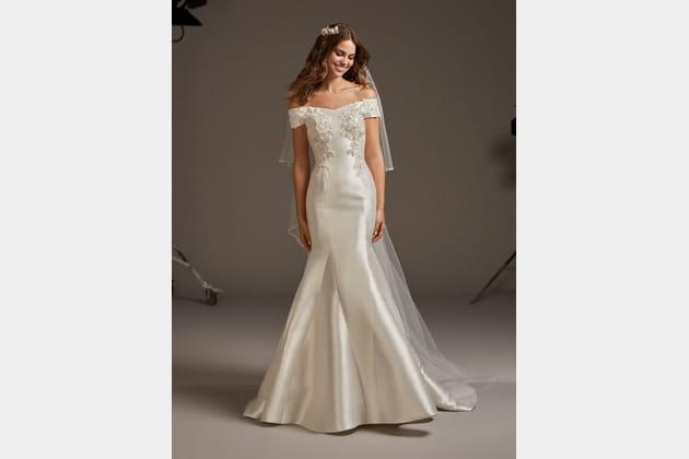 Robe de mariée Pavia, Pronovias 2020
