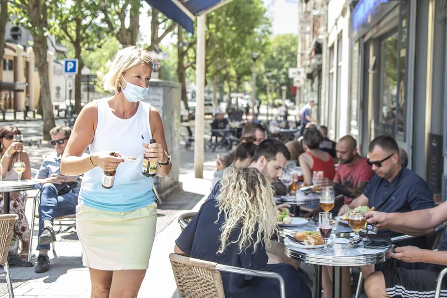 Réouverture restaurant et café: le protocole sanitaire en détails