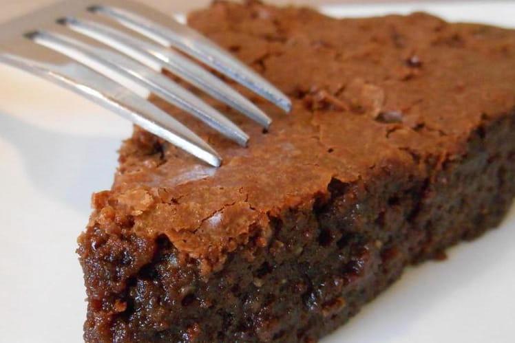 Gâteau infiniment chocolaté