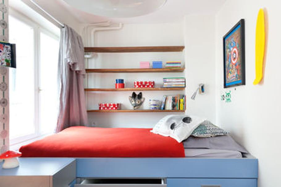 Comment aménager un lit mezzanine pour enfant ?