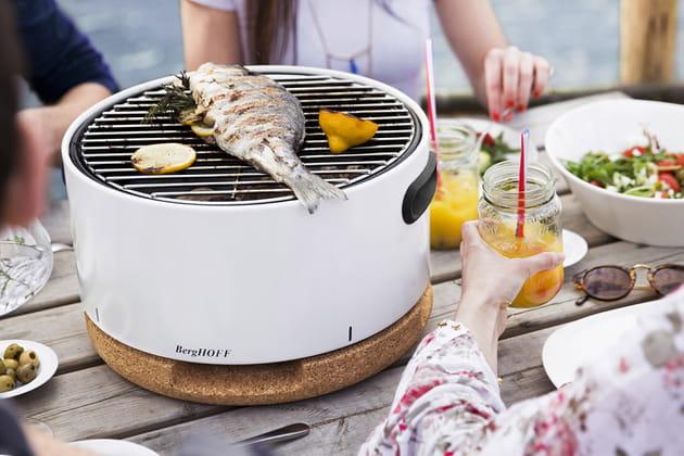 Barbecue à emporter de BergHOFF
