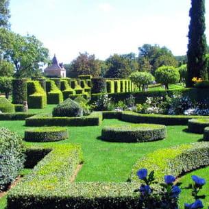 jardins du manoir d'eyrignac.