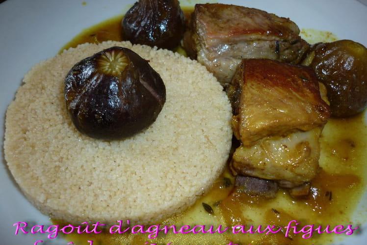 Recette de r gout d 39 agneau aux figues fra ches et oranges - Cuisiner figues fraiches ...
