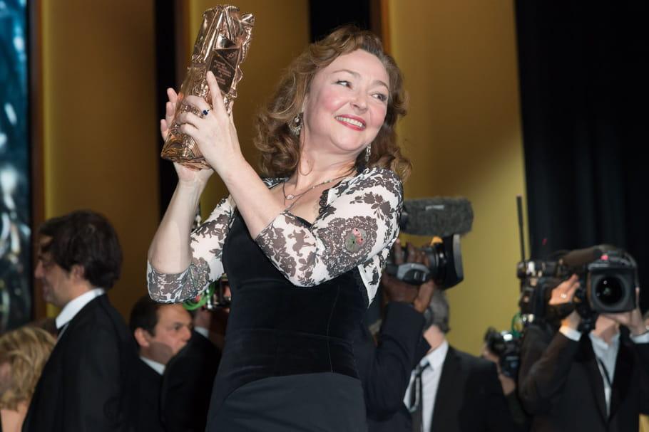 Catherine Frot a 60 ans : joyeux anniversaire l'artiste !