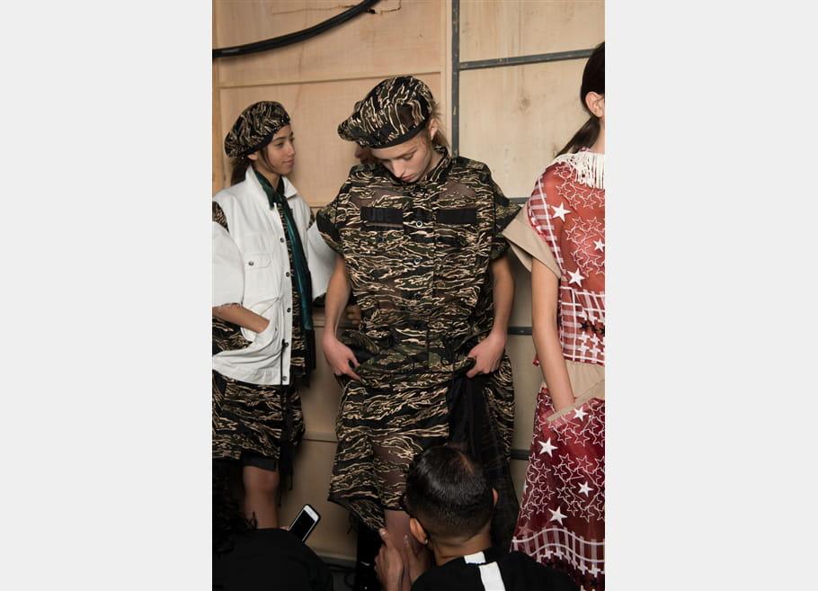 Sacai (Backstage) - photo 18